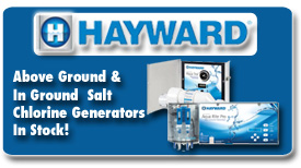 Hayward Salt Generators